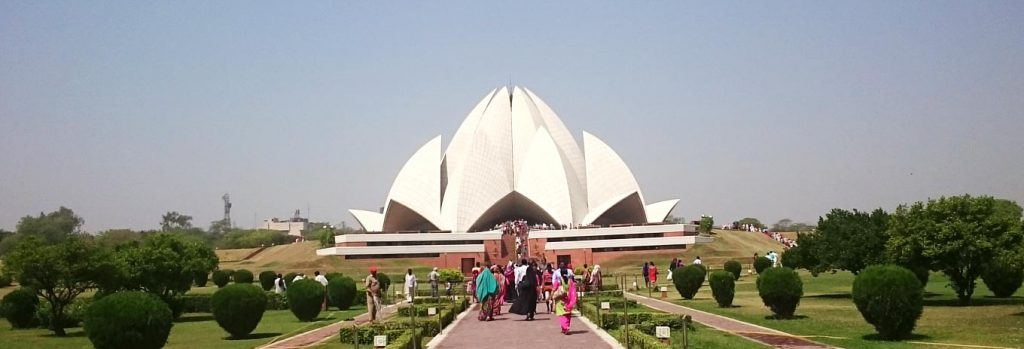 Top 5 Places to See in Delhi