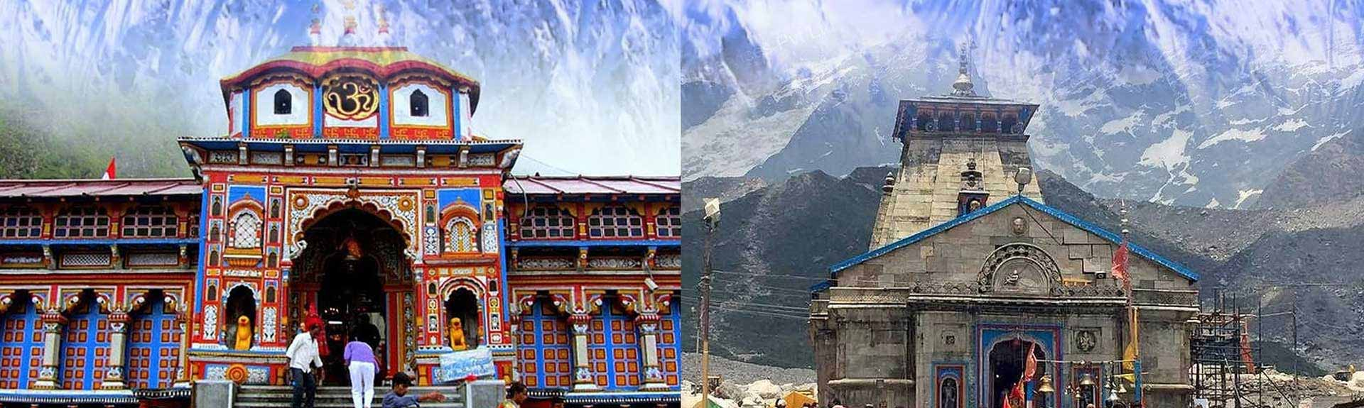 Do dham yatra by tempo traveller
