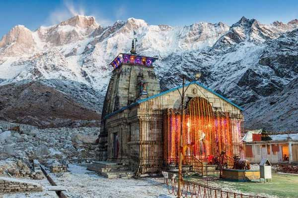 Kedarnath Dham Helicopter Tour Package